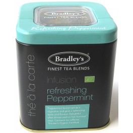 Bradley´s Thé ´a la carte Refreshing Peppermint Fair Trade Organic